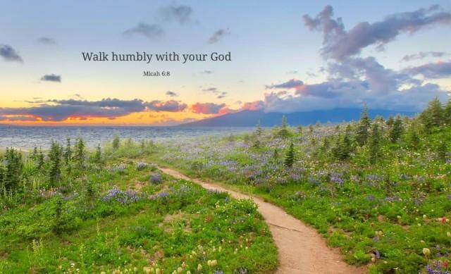 walk-humbly