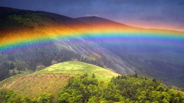 Hill Fort Rainbow